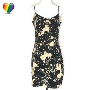 Victoria's Secret Black Cami Tank Dress A130341